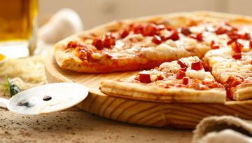 Pizza surgelé