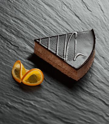 Mousse à la Truffe au chocolat