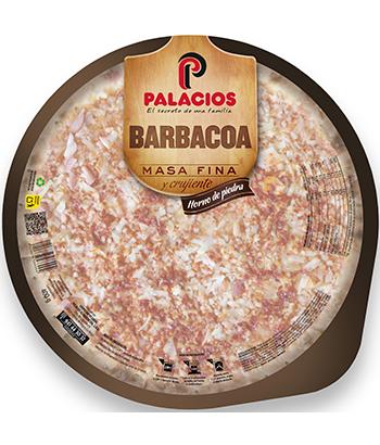 Pizza Masa Fina Barbecue