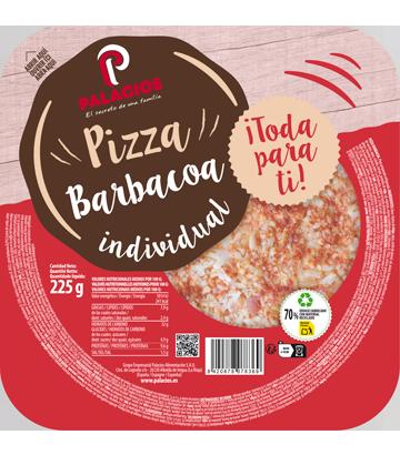 Pizza Mini Micro Barbecue