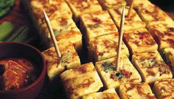 Tortilla pasteurisée