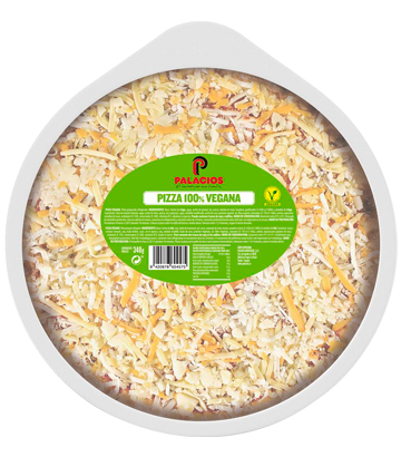 Pizza Vegane Palacios