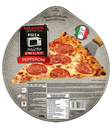 Pizza Micro Pepperoni